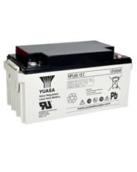 Batería Yuasa NPL65-12 12V 65Ah