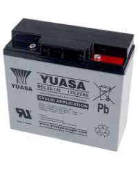 Batería Yuasa REC22-12 12V 22Ah