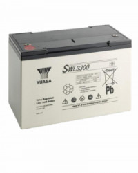 Batería Yuasa SWL3300 12V 108.4Ah