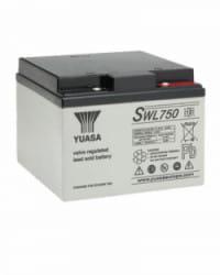 Batería Yuasa SWL750 12V 24.4Ah