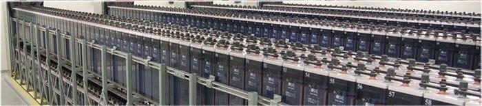 Baterías Estacionarias BAE