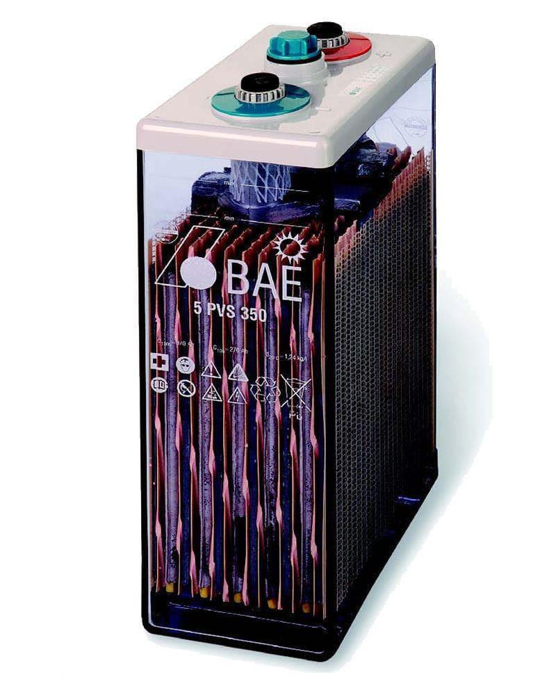 Acumulador Estacionario BAE 2V 595Ah