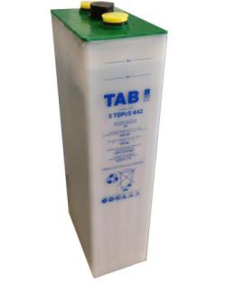 Acumulador TAB Translúcido 2V 575Ah 5 TOPzS 442