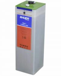 Batería 1500Ah 2V Solar TOPzS Bauer