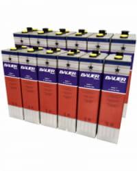 Batería 24V 550Ah Solar TOPzS Bauer