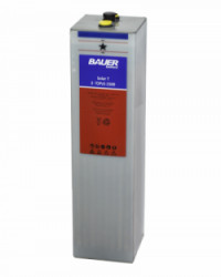 Batería 2V 1500Ah Solar TOPzS Bauer