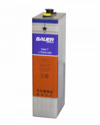 Batería 550Ah 2V Solar TOPzS Bauer