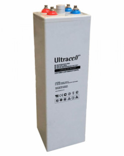 Batería Estacionaria 1080Ah 2V OPzV Ultracell UZV1080-2