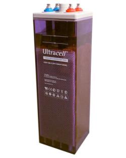 Batería Estacionaria 1120Ah 2V OPzS Ultracell UZS1120-2