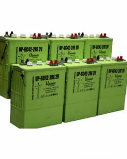 Batería Estacionaria 12V 1700Ah UPower UP-GC42-2RE