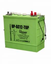 Batería Estacionaria 12V 260Ah GC-12 Upower