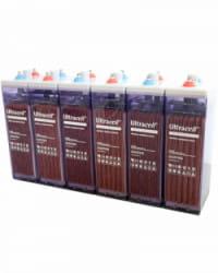 Batería Estacionaria 12V 588Ah Ultracell OPzS UZS590