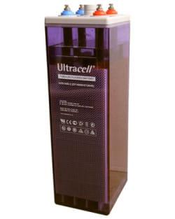 Batería Estacionaria 1400Ah 2V OPzS Ultracell UZS1400-2