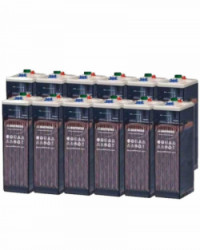 Batería Estacionaria 24V Hoppecke 1200Ah 8 OPzS 800