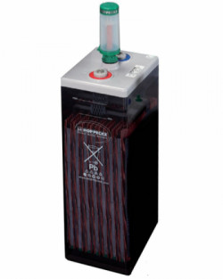 Batería Estacionaria 2V 1800Ah Hoppecke 12 OPzS 1200