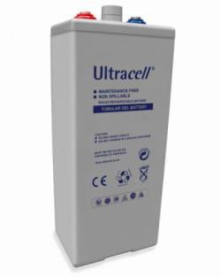 Batería Estacionaria 576Ah 2V OPzV Ultracell UZV580-2