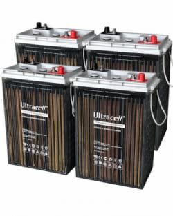 Batería Estacionaria 600Ah 24V Ultracell UZS600