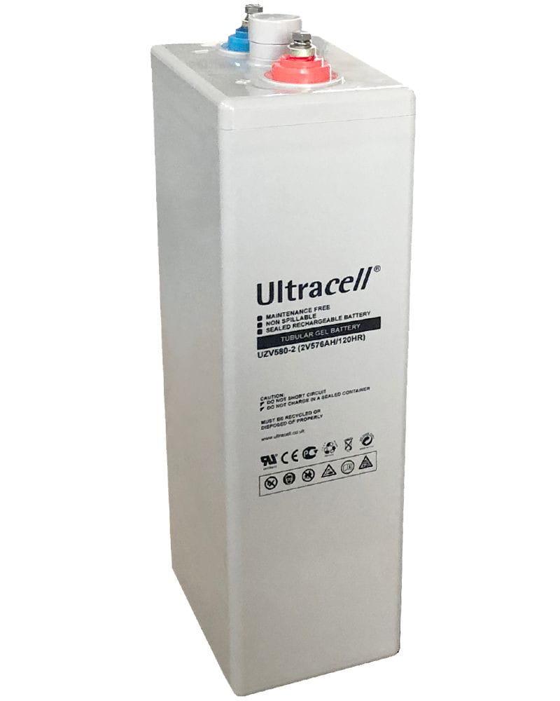 Batería Estacionaria 690Ah 2V OPzV Ultracell UZV690-2