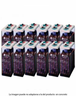 Batería Estacionaria BAE 24V 359Ah