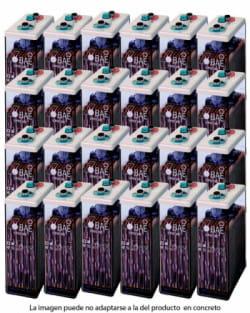 Batería Estacionaria BAE 48V 1160Ah