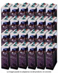 Batería Estacionaria BAE 48V 2380Ah