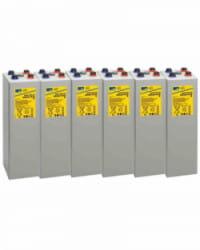 Batería Estacionaria de GEL 1413Ah 12V TUDOR