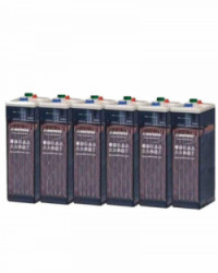 Batería Estacionaria Hoppecke 12V 436Ah 6 OPzS 300