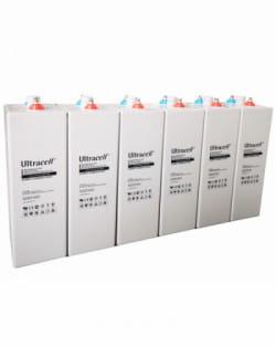 Batería GEL 12V 690Ah Ultracell OPzV Estacionaria UZV690
