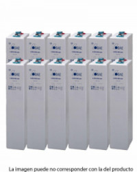 Batería GEL 24V 686Ah BAE C100