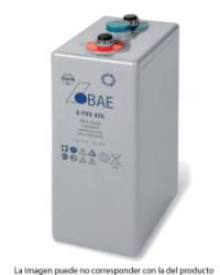 Batería GEL 2V 393Ah BAE C100