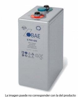 Batería GEL 2V 686Ah BAE C100