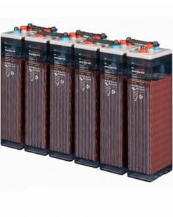 Batería OPzS 12V 1080Ah Transparente (6 vasos)