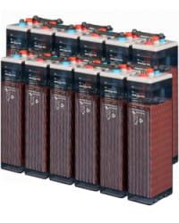 Batería OPzS 24V 765Ah Transparente Tudor-Exide