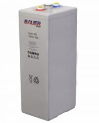 Batería OPzV 1250Ah 2V Solar Bauer