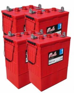 Batería ROLLS 24V 605Ah S605 C100