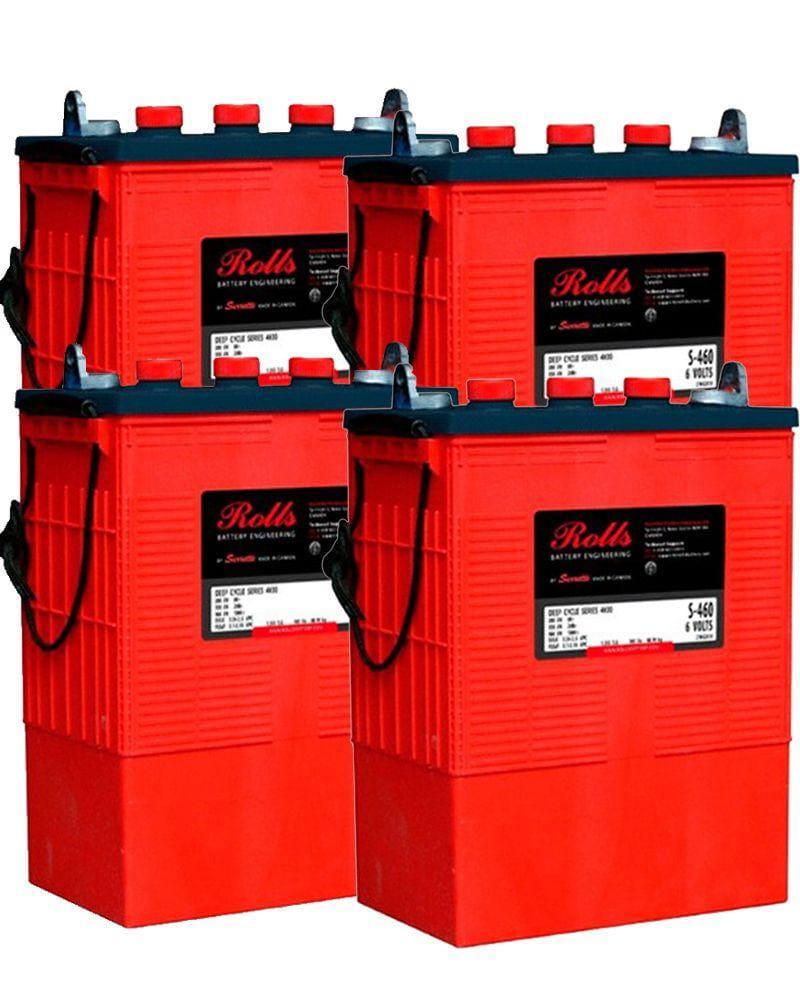 Batería ROLLS 24V S6 L16 S480