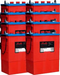 Batería ROLLS 48V S6 L16-HC S550