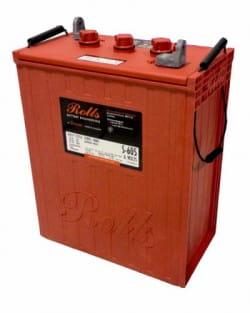 Batería ROLLS 6V 605Ah S605 C100