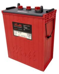 Batería ROLLS 6V S6 L16-HC S550