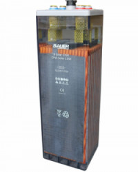 Batería Solar OPzS 1350Ah 2V Bauer