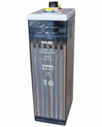 Batería Solar OPzS 700Ah 2V Bauer