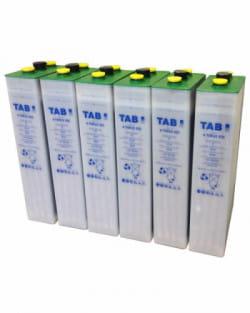 Batería Solar TAB 12V 345Ah 3 TOPzS 265