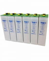 Batería Solar TAB 12V 575Ah 5 TOPzS 442