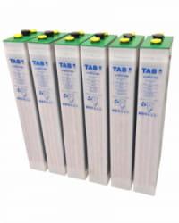 Batería Solar TAB 12V 650Ah 4 TOPzS 500