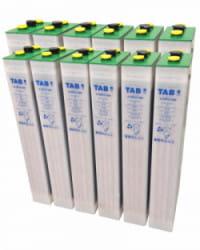 Batería Solar TAB 24V 1300Ah 8 TOPzS 1000