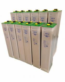 Batería Solar TAB 24V 975Ah 6 TOPzS 750