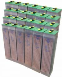 Batería Solar TAB 48V 1137Ah 7 TOPzS 875