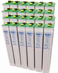Batería Solar TAB 48V 1300Ah 8 TOPzS 1000