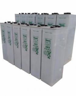 Batería TUDOR ENERSOL-T 24V 890Ah Estacionaria 12 Vasos