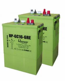 Batería UPower 550Ah 12V UP-GC16